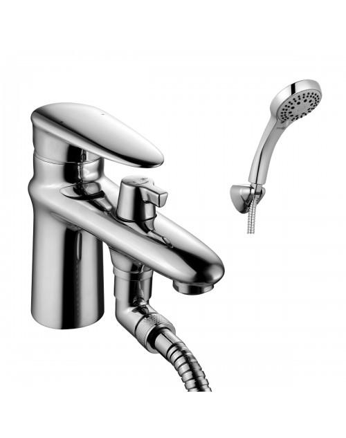 Смеситель на борт ванны Lemark Status