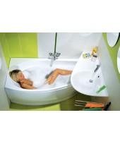 Почему женщины выбирают угловые ванны?