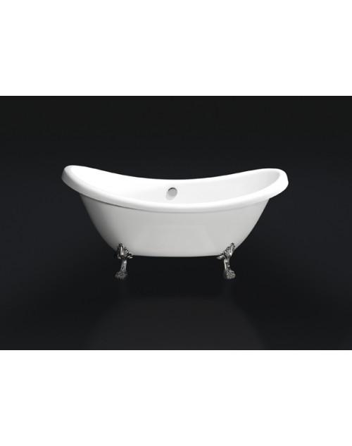 Ванна акриловая отдельностоящая BELBAGNO BB05
