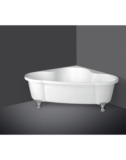 Ванна акриловая угловая BELBAGNO BB07