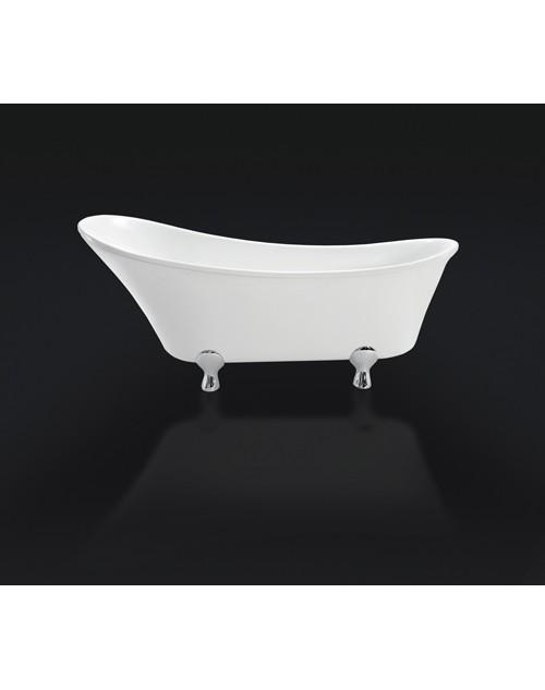 Ванна акриловая отдельностоящая BELBAGNO BB23