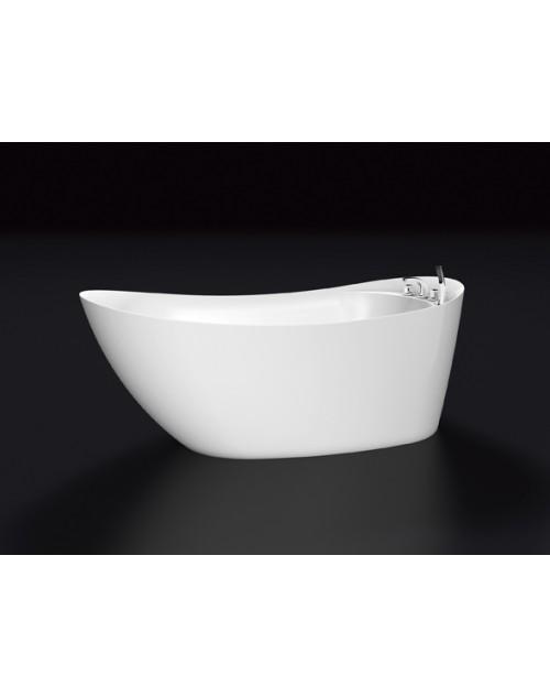 Ванна акриловая отдельностоящая BELBAGNO BB25