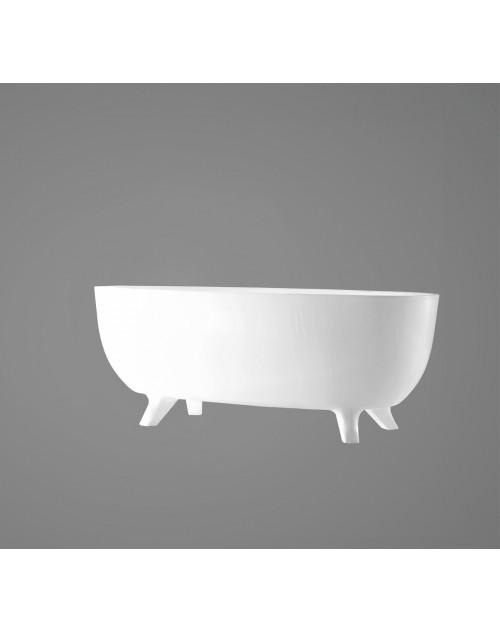 Ванна акриловая отдельностоящая BELBAGNO BB42