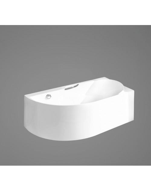 Ванна акриловая отдельностоящая BELBAGNO BB44 Правая