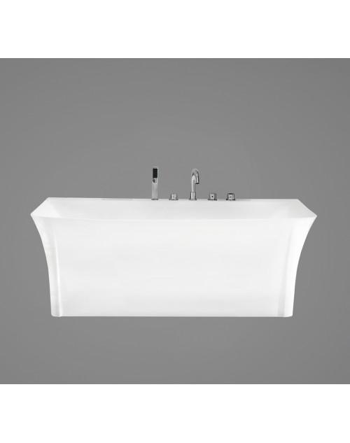 Ванна акриловая отдельностоящая BELBAGNO BB51