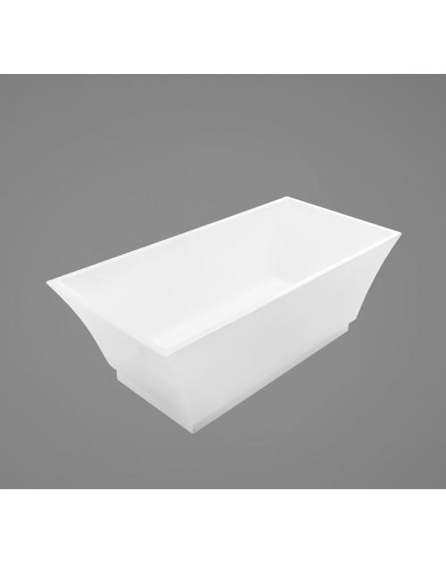 Ванна акриловая отдельностоящая BELBAGNO BB54