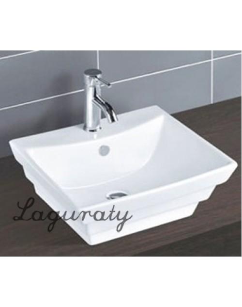 Настольная раковина для ванной Laguraty 130B ART BASIN
