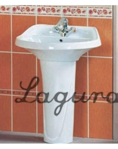 Раковина тюльпан Laguraty 2160B