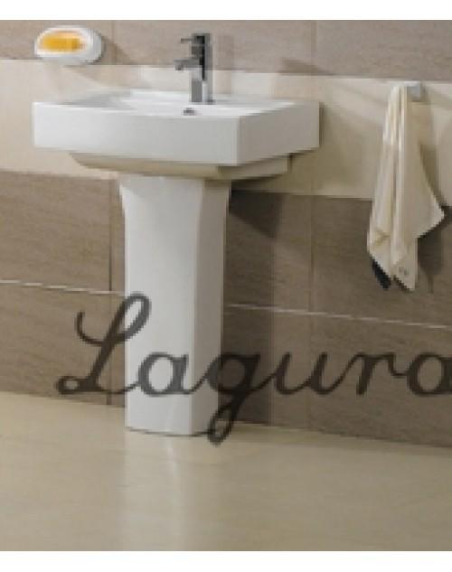 Раковина тюльпан для ванной Laguraty 2192B